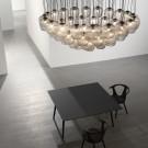 Lampe BLOWN silver