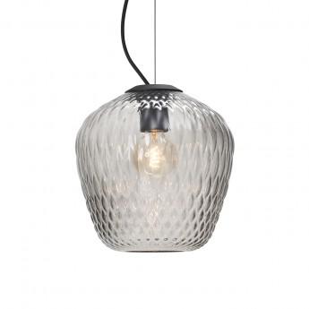 BLOWN Lamp silver