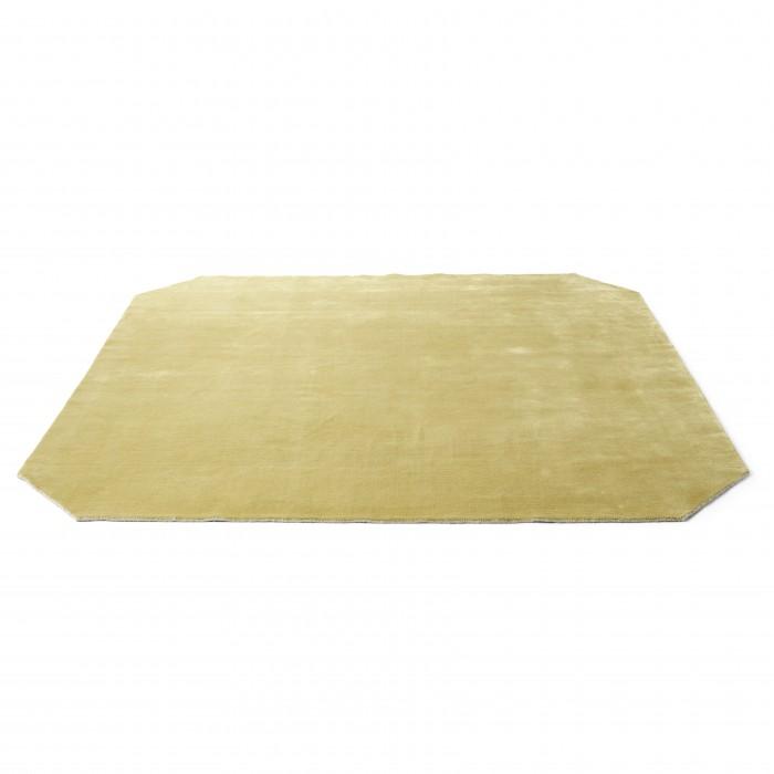 The Moor rug yellow