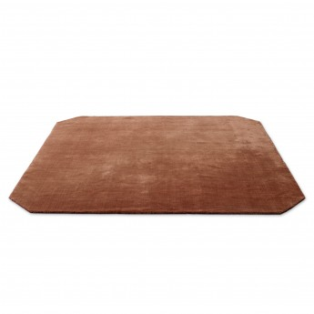Tapis The Moor rouge