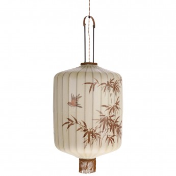 TRADITIONAL cream lantern XL