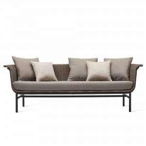 WICKED taupe sofa