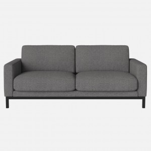 NORTH sofa 2,5 seaters HAZEL grey