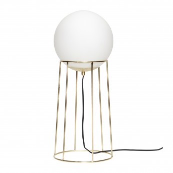 Lampe à poser opal