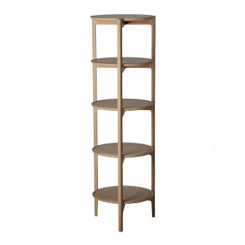 SVELTO open shelving unit - oak