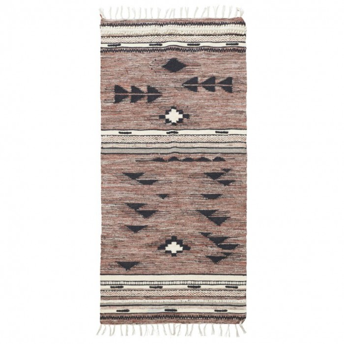 Tapis Tribe 90 X 200 Cm House Doctor