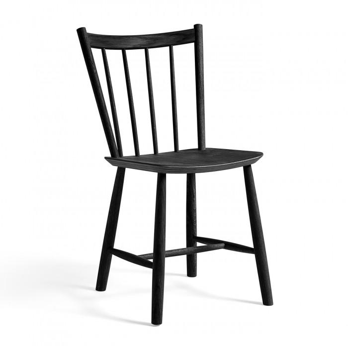 Chaise J41 noir