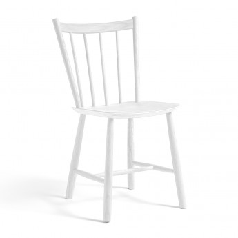 J41 chair white