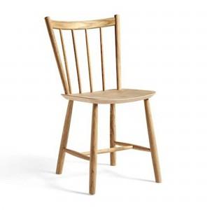 J41 chair oiled oak