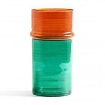 Vase MOROCCAN L vert