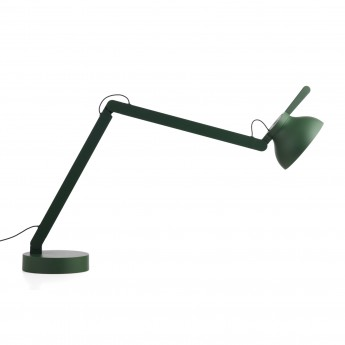 Lamp PC dark green