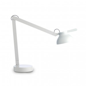 Lamp PC grey