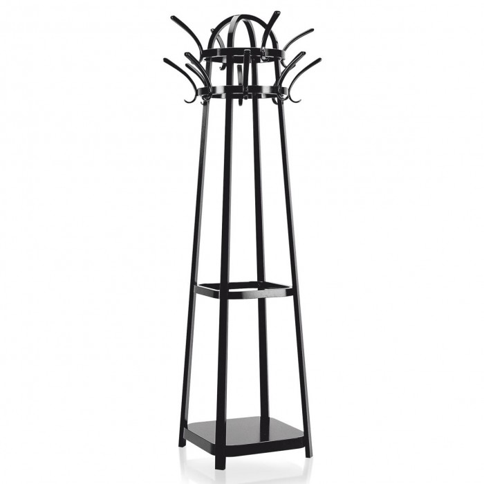 KOLO MOSER coat rack black