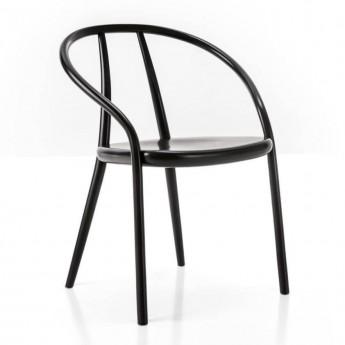 GUSTAV chair black
