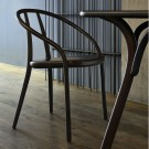 GUSTAV chair black