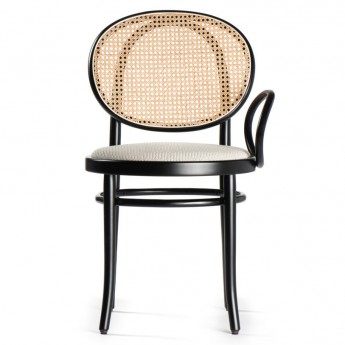 N.0 chair woven cane backrest