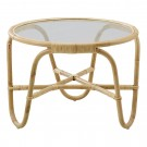 CHARLOTTENBORG coffee table - clear glass