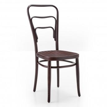 Chaise VIENNA 144 assise en contreplaqué