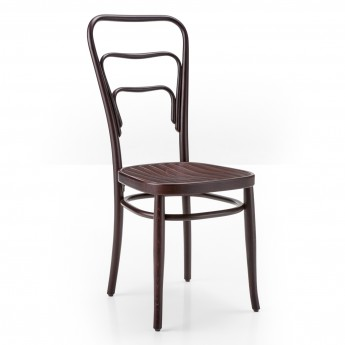 VIENNA 144 chair with plywood seat