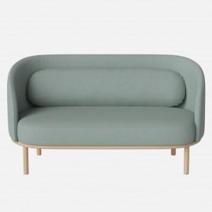 FUUGA sofa 2 seats London/mint