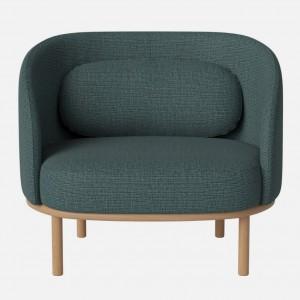 FUUGA armchair London/sea green