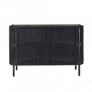 CORD black sideboard