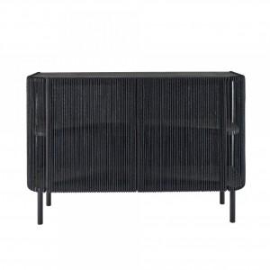 CORD black sideboard