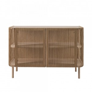 CORD whitened oak sideboard