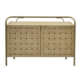 VIENNA french braiding sideboard