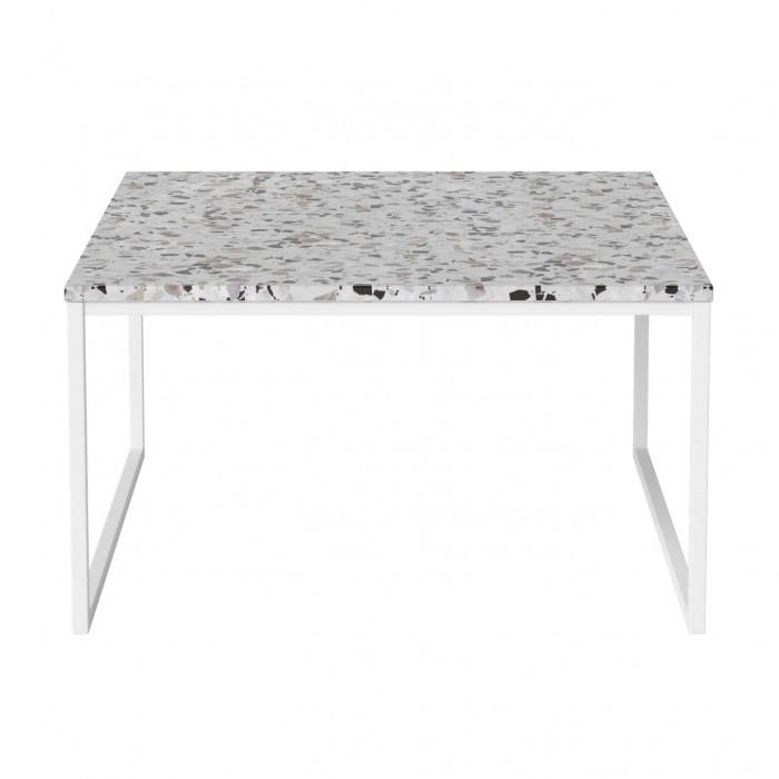 Coffee table COMO Terazzo 60 x 60 - low