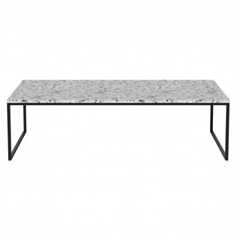 Coffee table COMO Terrazzo 120 x 60