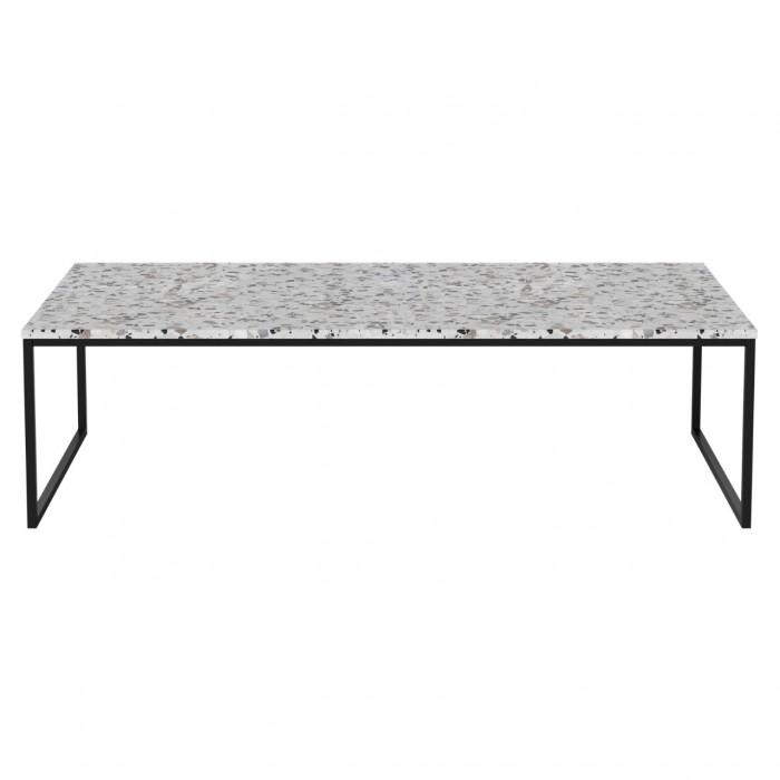 Table basse COMO Terrazzo 120 x 60