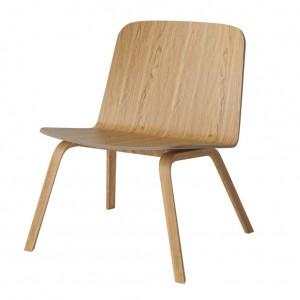 PALM armchair oiled oak