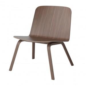 PALM armchair walnut