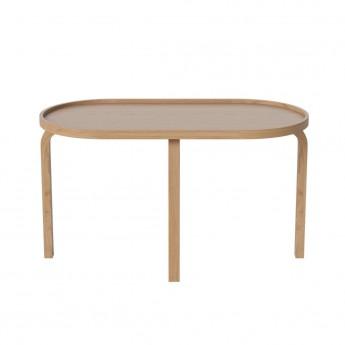 Coffee table FREUD matt oak