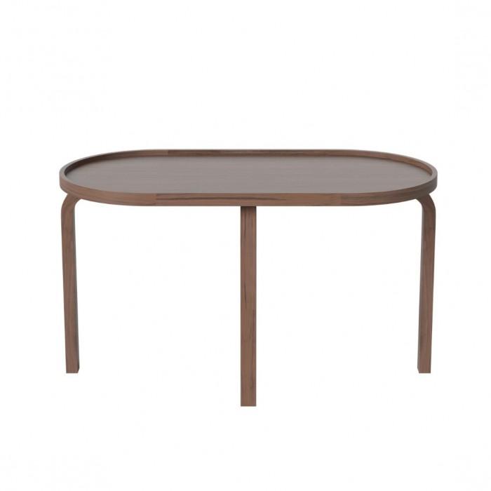 Coffee table FREUD walnut
