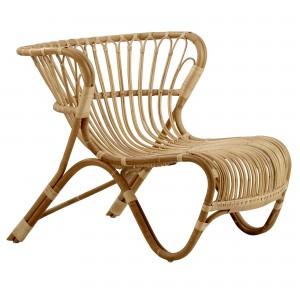 FOX lounge armchair