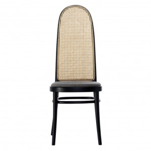 MORRIS chair with high backrest