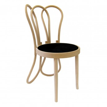 POST MUNDUS chair with padded seat