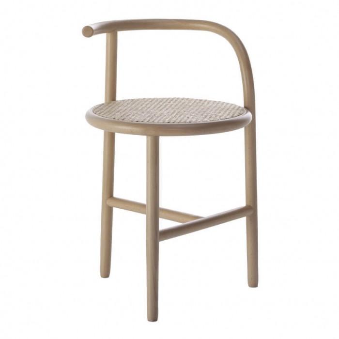 SINGLE CURVE stool