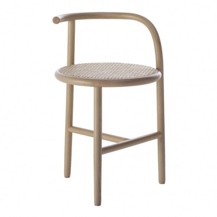 Tabouret SINGLE CURVE