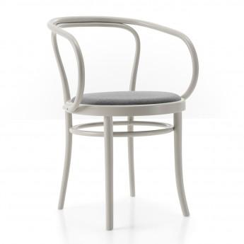 Chaise WIENER assise en contreplaqué