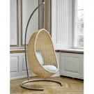 Indoor foot for HANGING EGG armchair