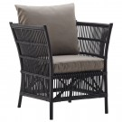 DONATELLO armchair with cushions