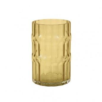 Vase ONDIN jaune S