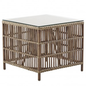 DONATELLO coffee table without glass tray