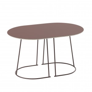 AIRY Coffee table S plum
