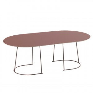 AIRY Coffee table L plum