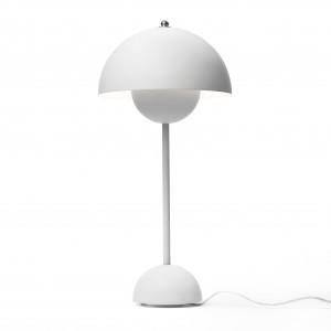 VP3 FLOWERPOT Table lamp matt light grey