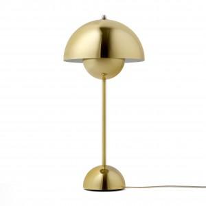 Lampe à poser FLOWERPOT VP3 Laiton poli